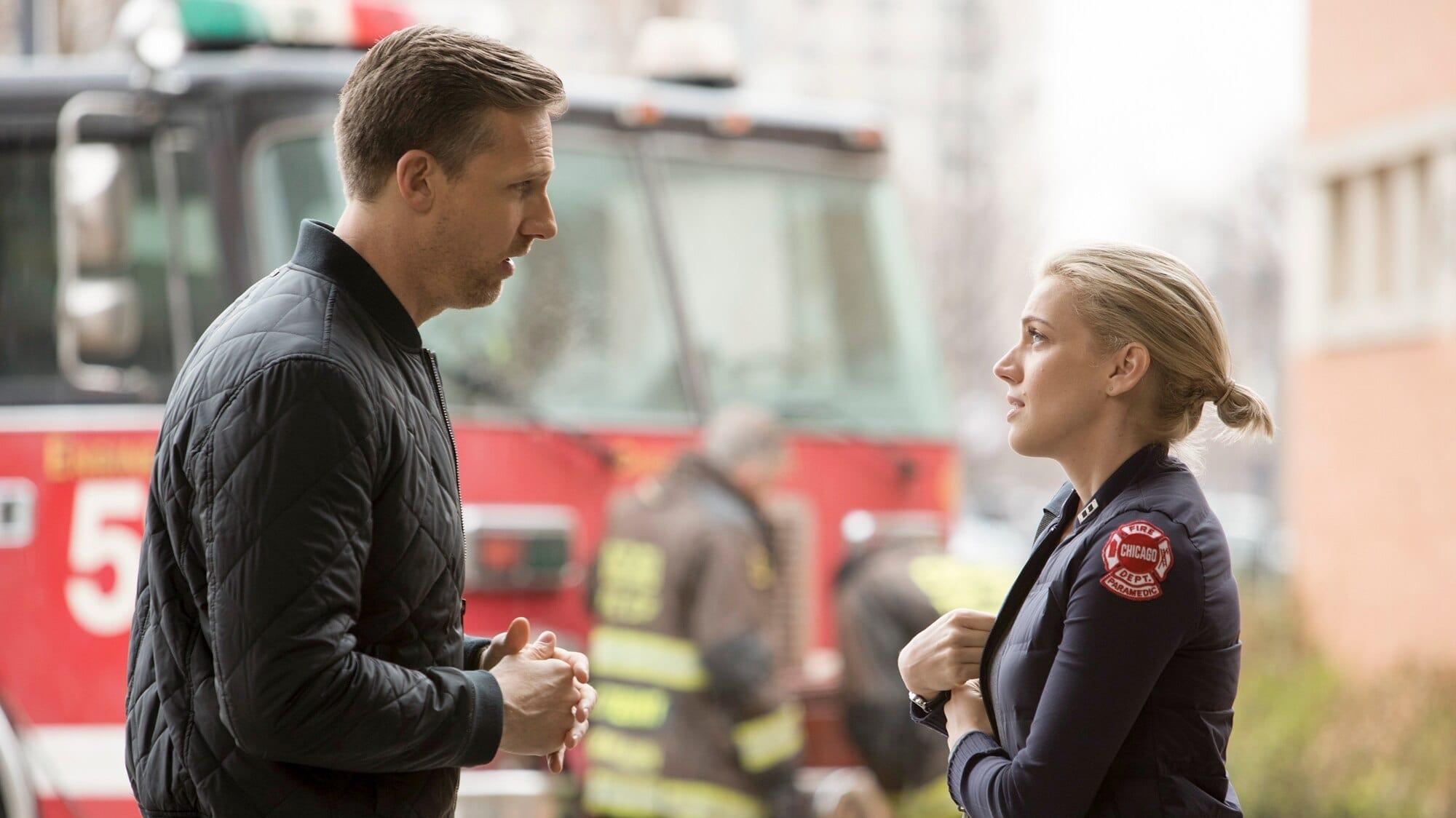 Chicago Fire Season 7 :Episode 22  In guten wie in schlechten Zeiten
