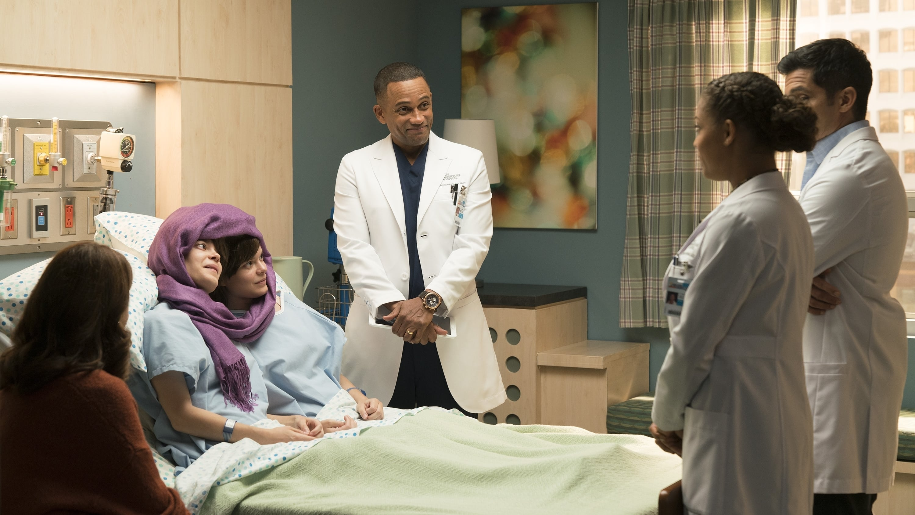 The Good Doctor - Season 1 Episode 11 : Islands Part One (1)