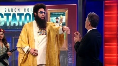 The Daily Show with Trevor Noah Season 17 :Episode 100  Admiral General Aladeen