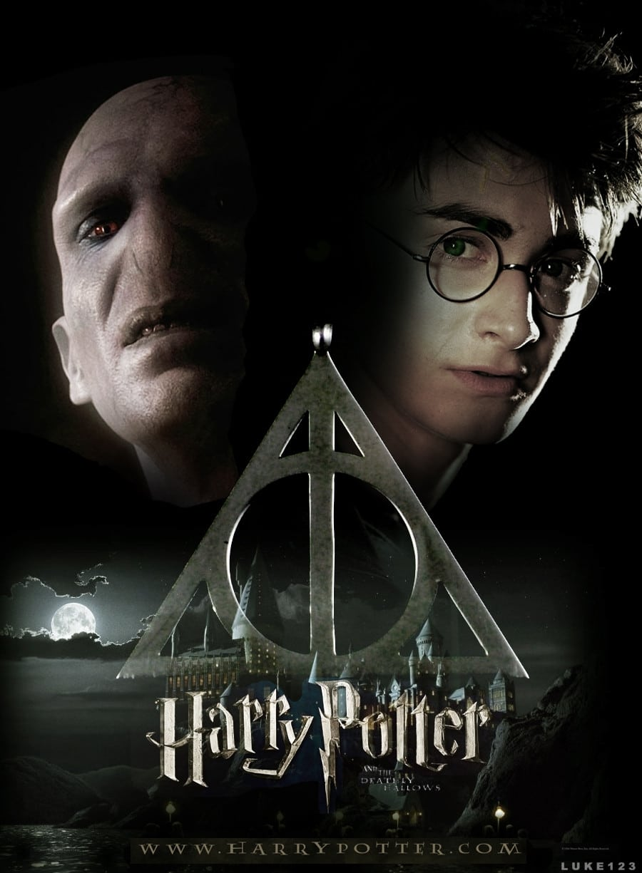 Harry Potter 7 Deathly Hallows