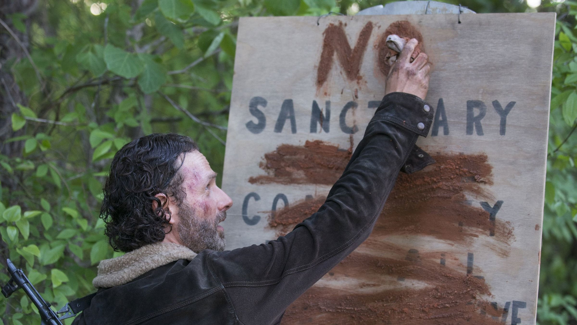 The Walking Dead Season 5 :Episode 1  No Sanctuary