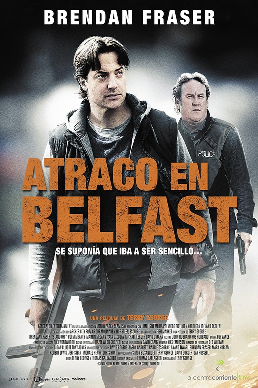 Póster Atraco en Belfast