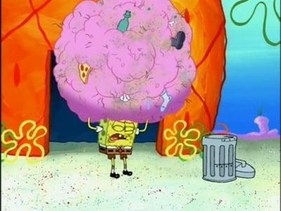 SpongeBob SquarePants Season 4 :Episode 38  The Gift of Gum