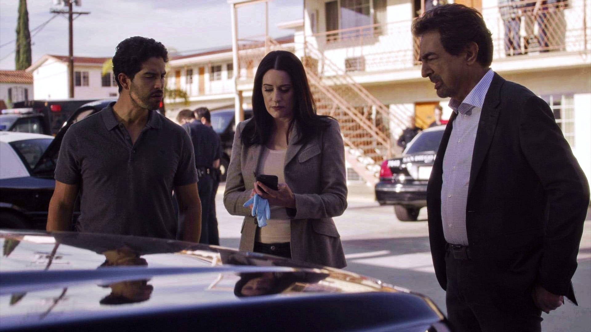 Criminal Minds - Season 12 Episode 10 : Seek and Destroy