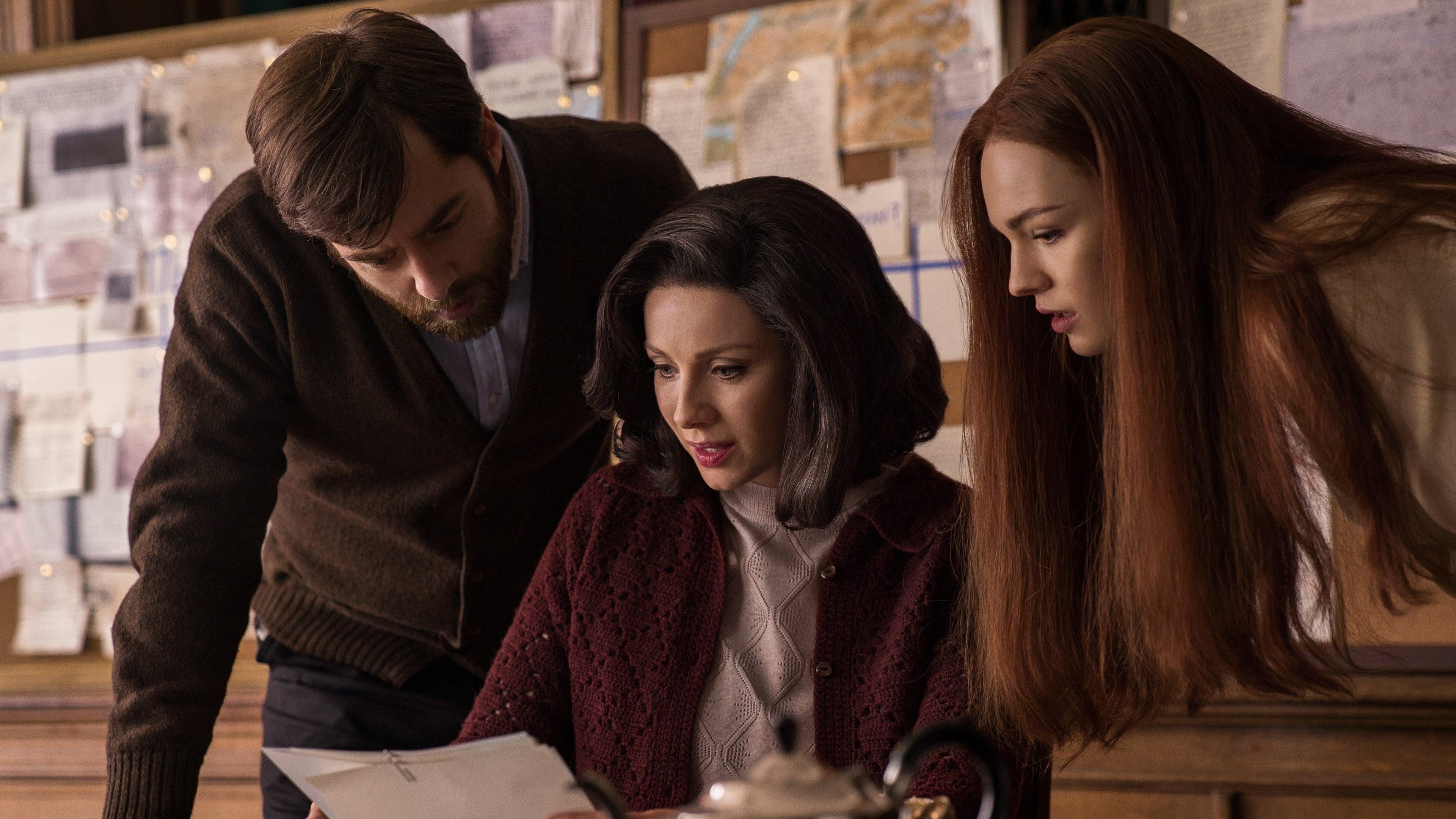 Outlander Season 3 :Episode 4  Of Lost Things