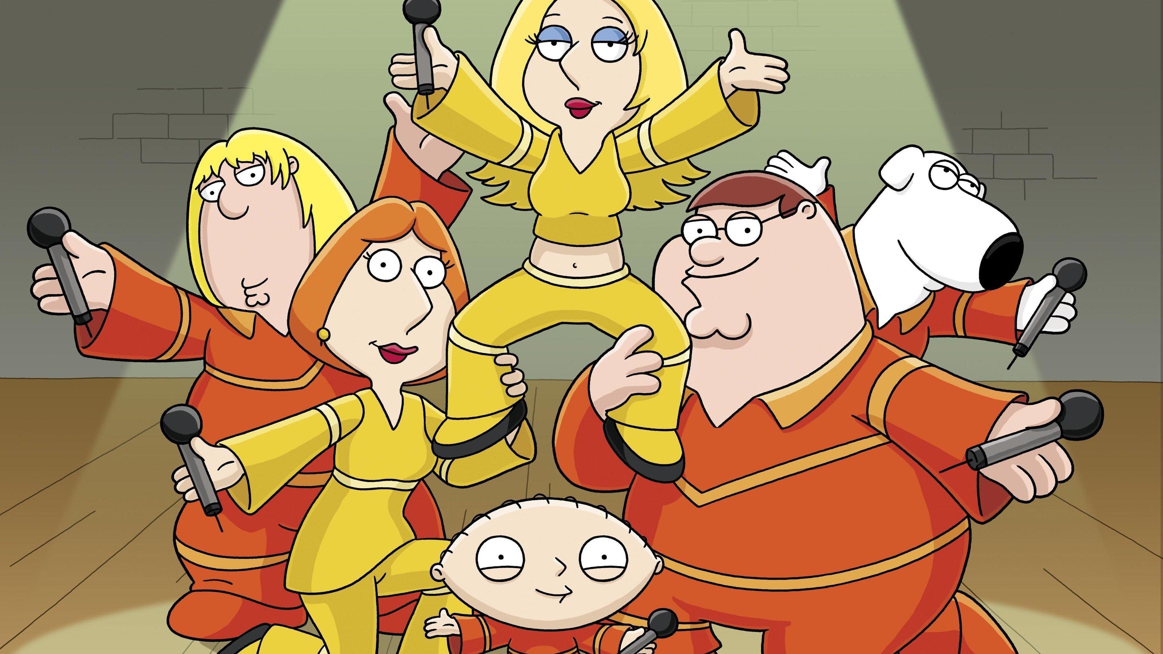 Family Guy Season 4 :Episode 4  Don't Make Me Over