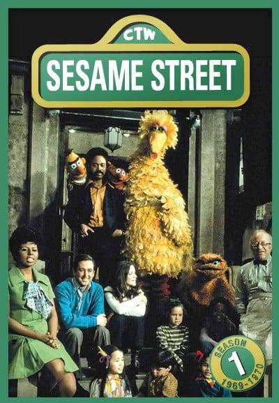 Sesame Street Season 1