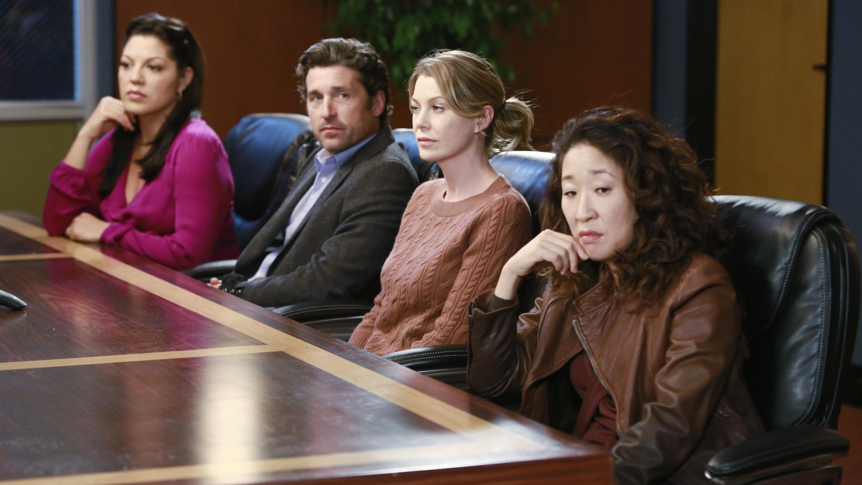 Grey's Anatomy Season 9 :Episode 6  Eine zweite Meinung