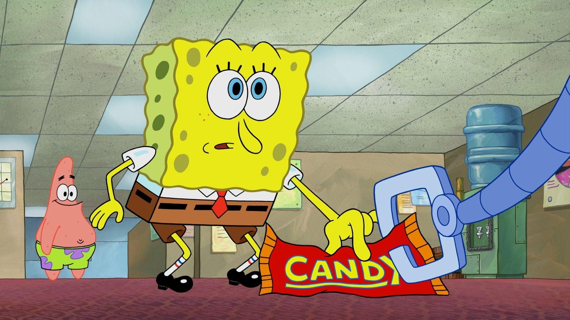 SpongeBob SquarePants • S11E34