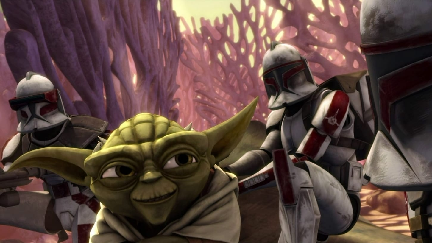 Star Wars: The Clone Wars - Season 1 Episode 1 : Ambush