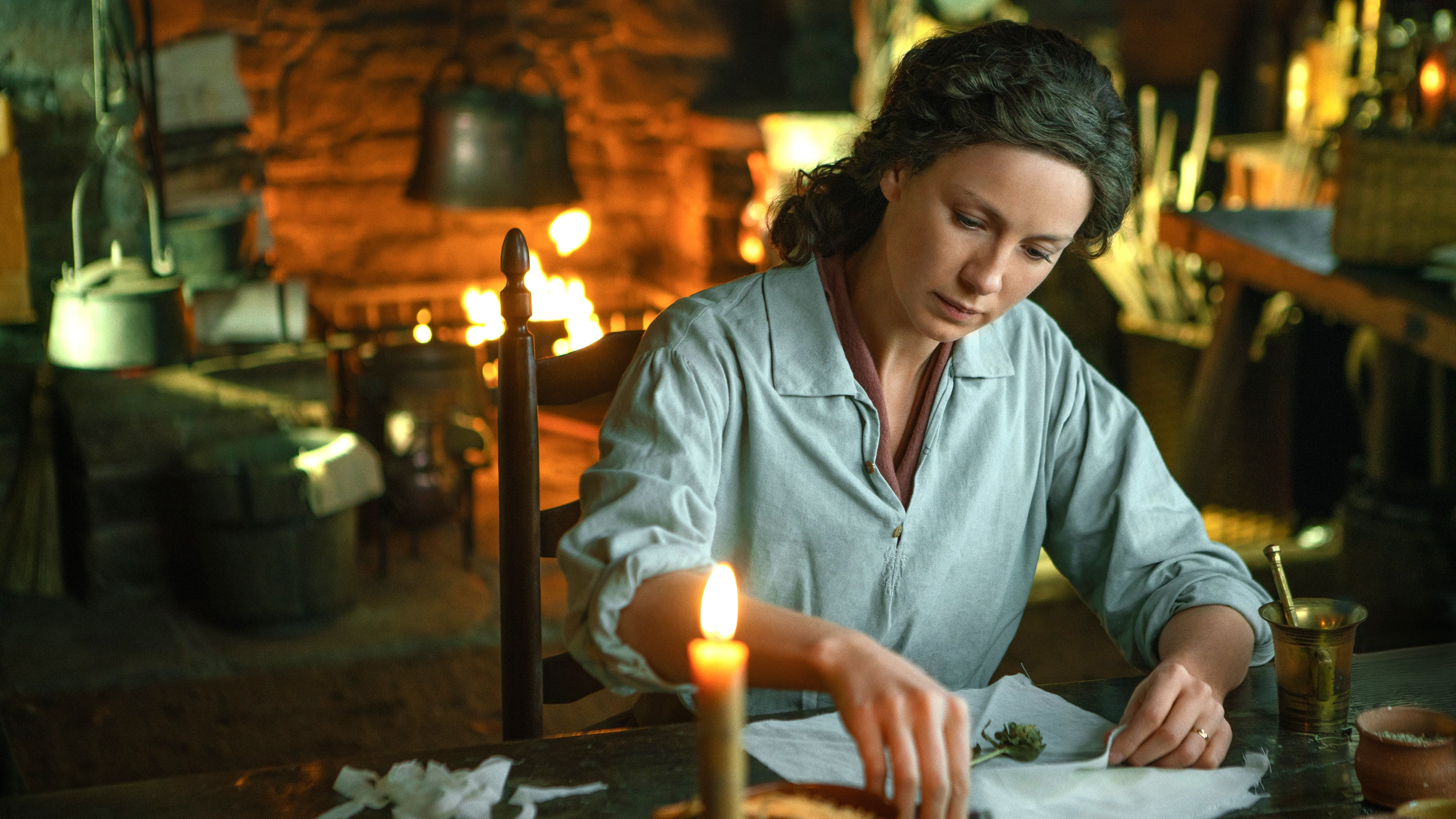 Outlander Season 4 :Episode 6  Blood of My Blood