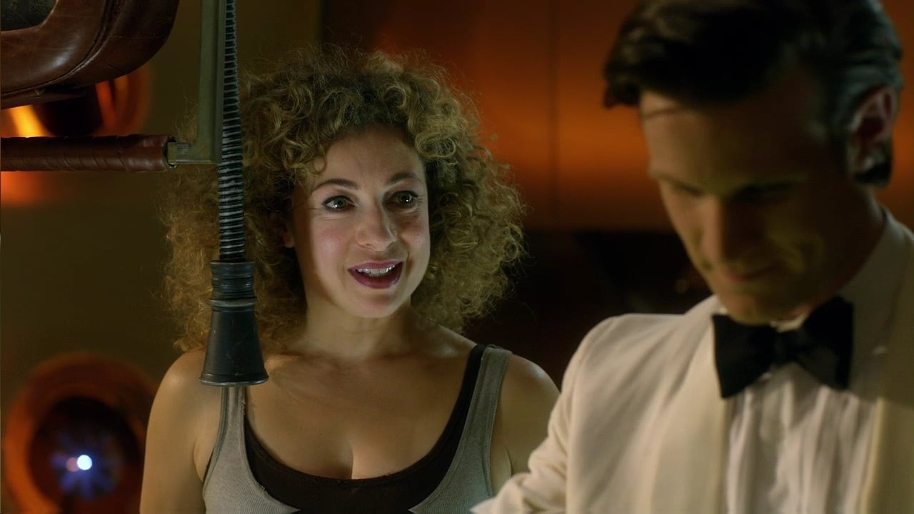 Doctor Who - Season 0 Episode 53 : Night and the Doctor: First Night