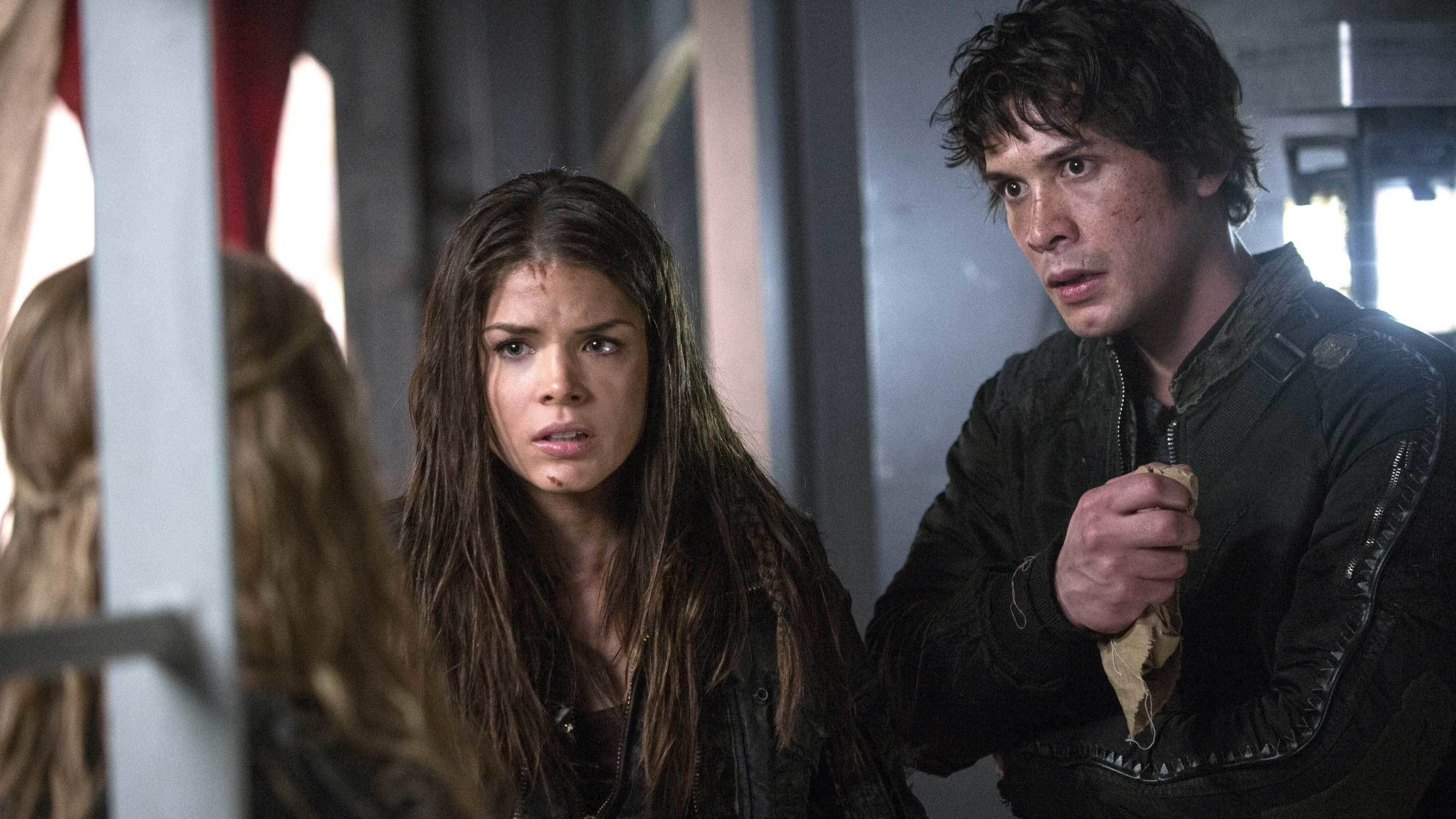 The 100 Season 1 :Episode 10  I Am Become Death