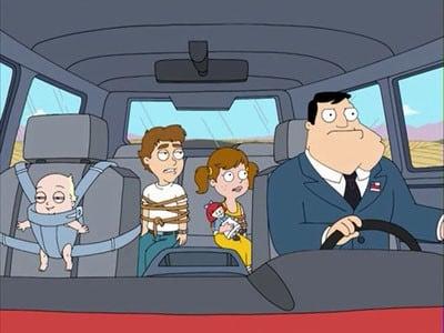 American Dad! Season 4 :Episode 7  Surro-Gate