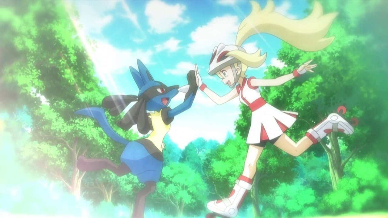 Pokémon Season 17 :Episode 29  Mega Revelations!