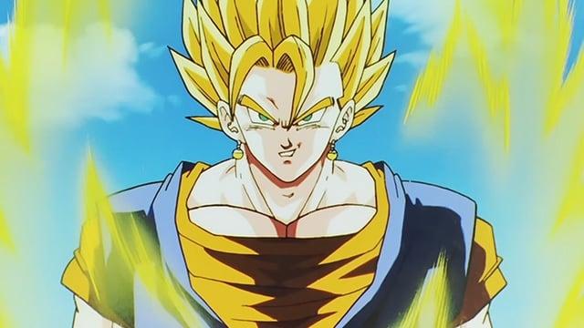 Dragon Ball Z Kai Season 6 :Episode 13  Invincible! Ultimate Warrior Vegito!