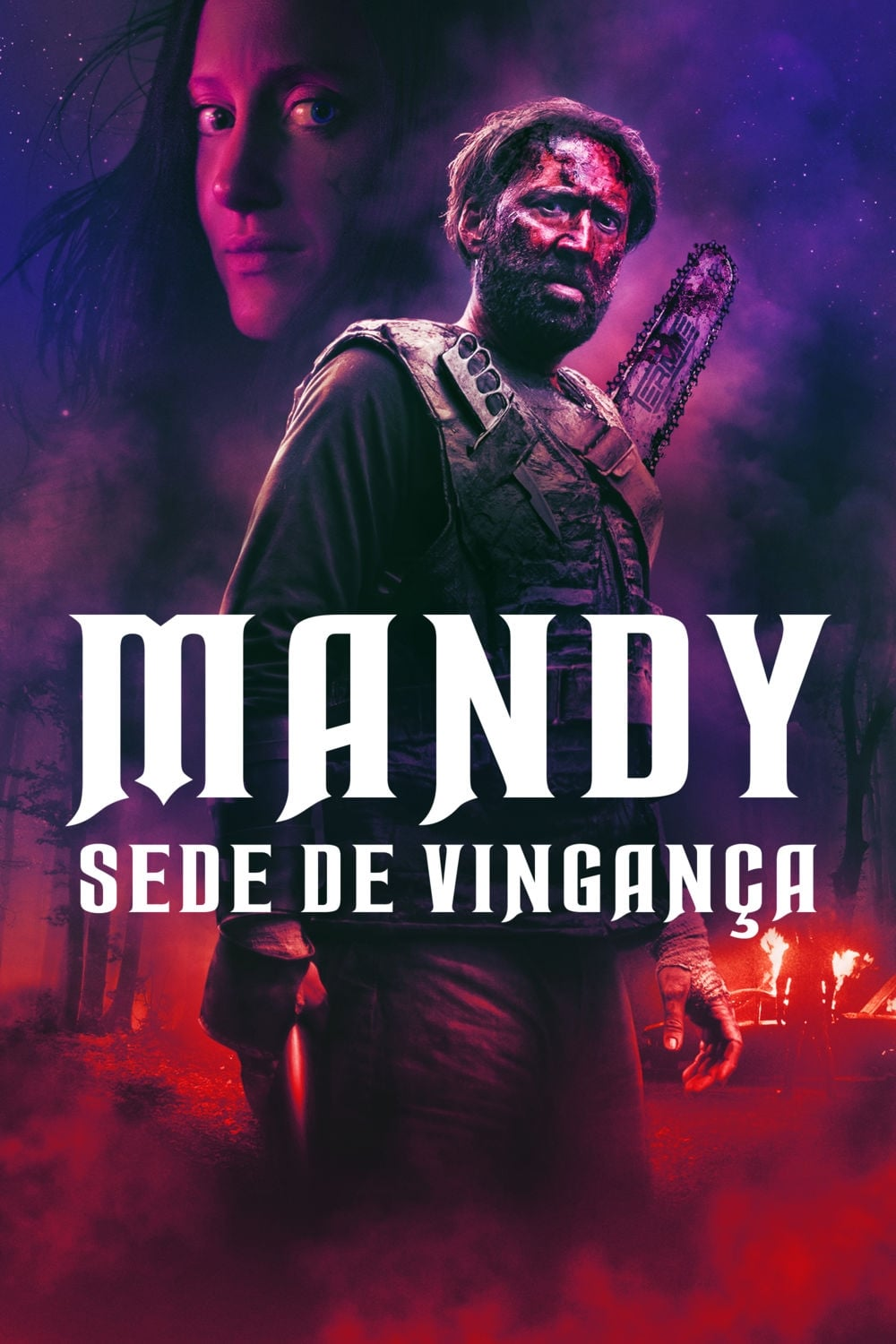 Mandy – Sede de Vingança (2019) Torrent - BluRay 720p e 1080p Dublado / Dual Áudio 5.1 Download