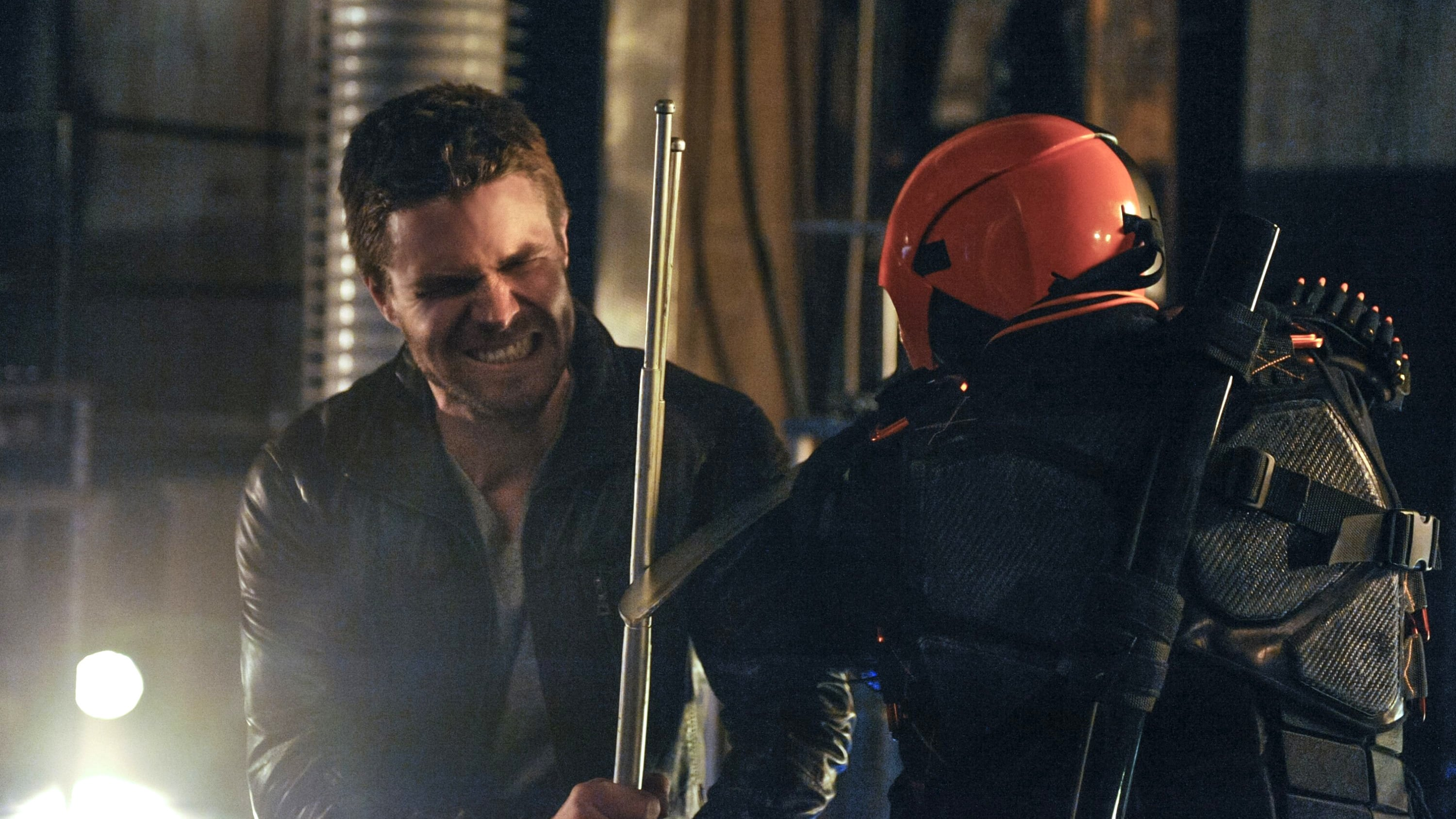 Arrow Season 2 :Episode 19  Strippenzieher