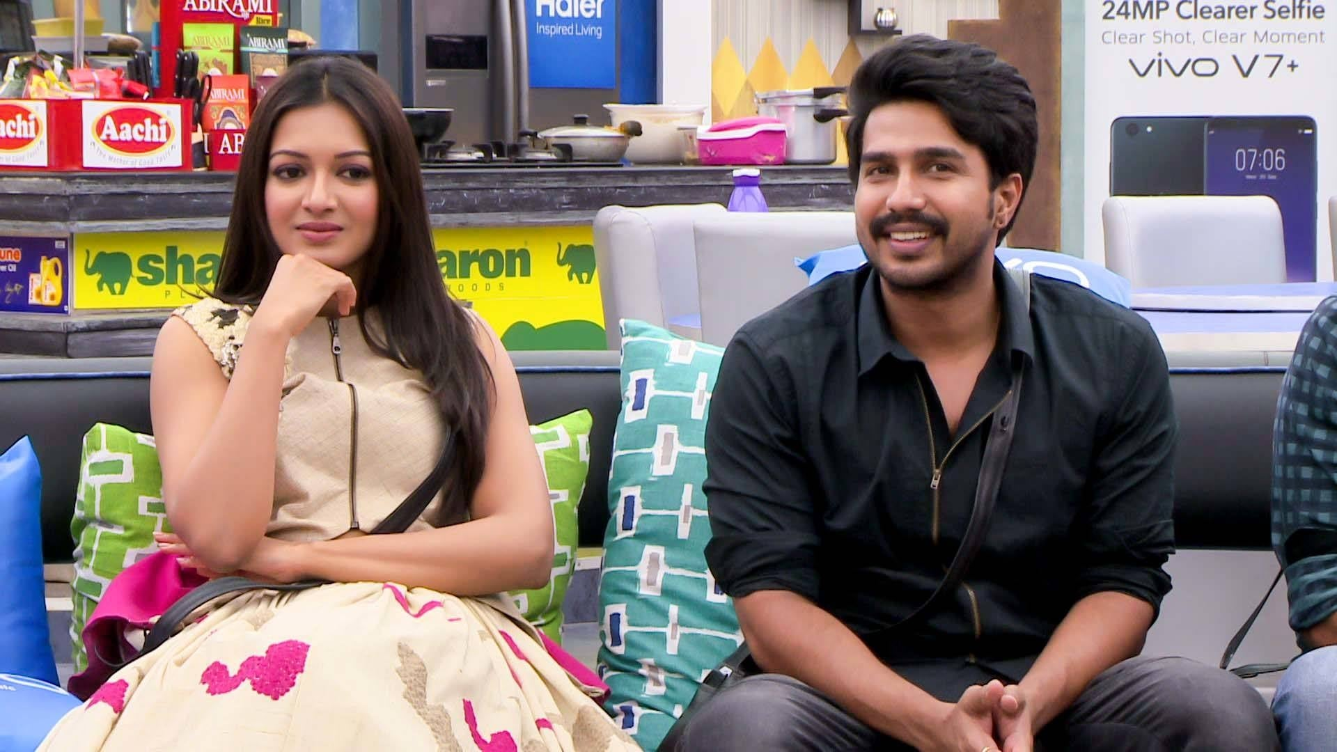 Bigg Boss Season 1 :Episode 77  Day 76: Vishnu, Catherine in the House