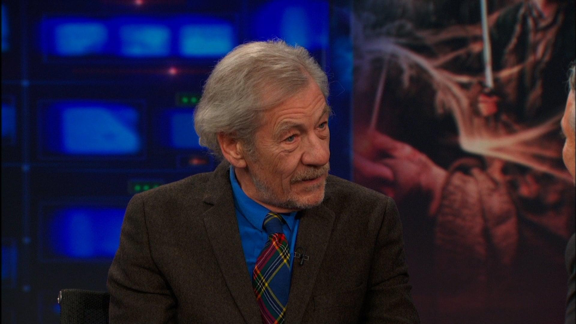 The Daily Show with Trevor Noah Season 19 :Episode 29  Ian McKellen