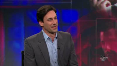 The Daily Show with Trevor Noah Season 15 :Episode 116  Jon Hamm