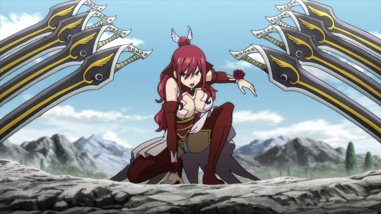 Fairy Tail Season 8 :Episode 5  Purification Strategy