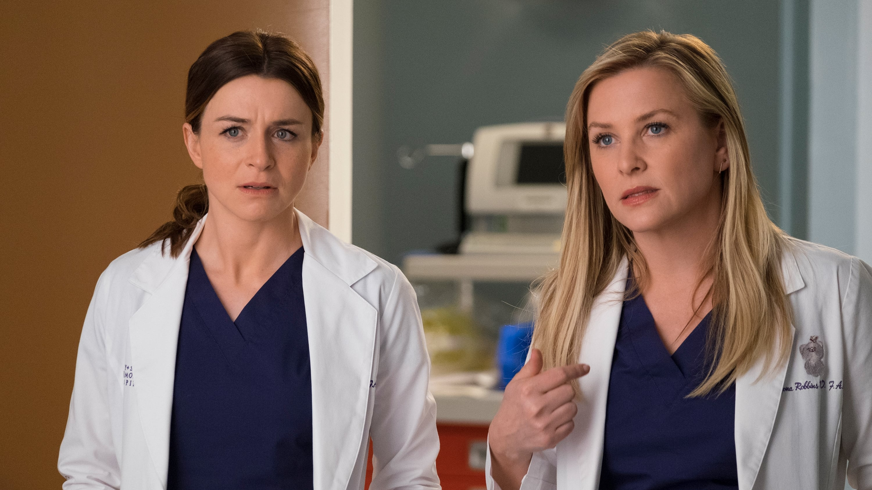 Grey's Anatomy Season 14 :Episode 23  Eiskalt