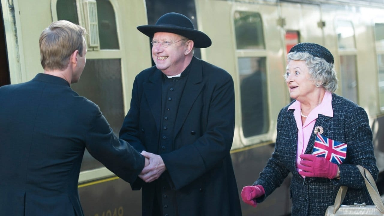Father Brown Season 1 :Episode 4  The Man in the Tree