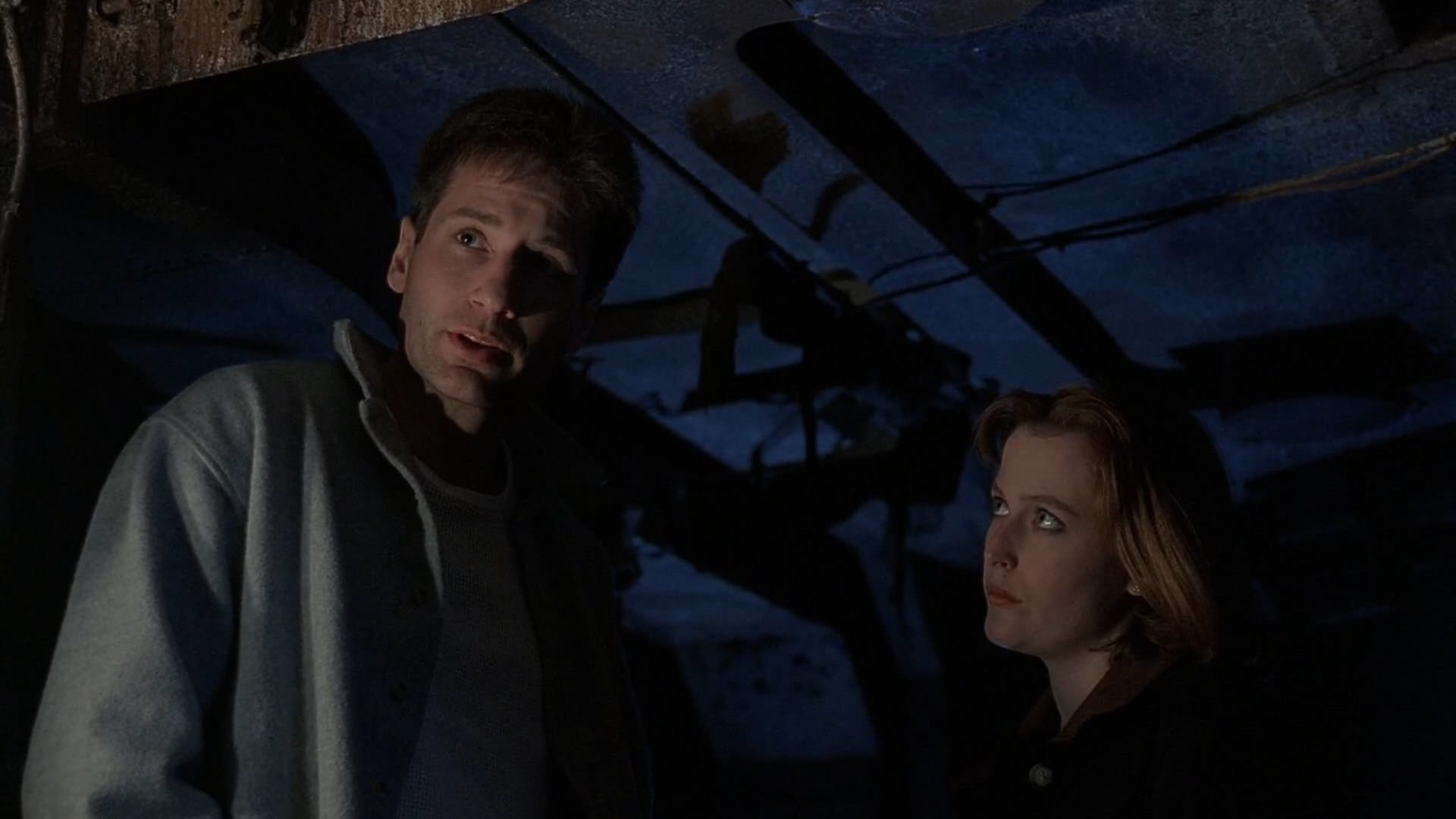 The X-Files Season 2 :Episode 19  Dod Kalm