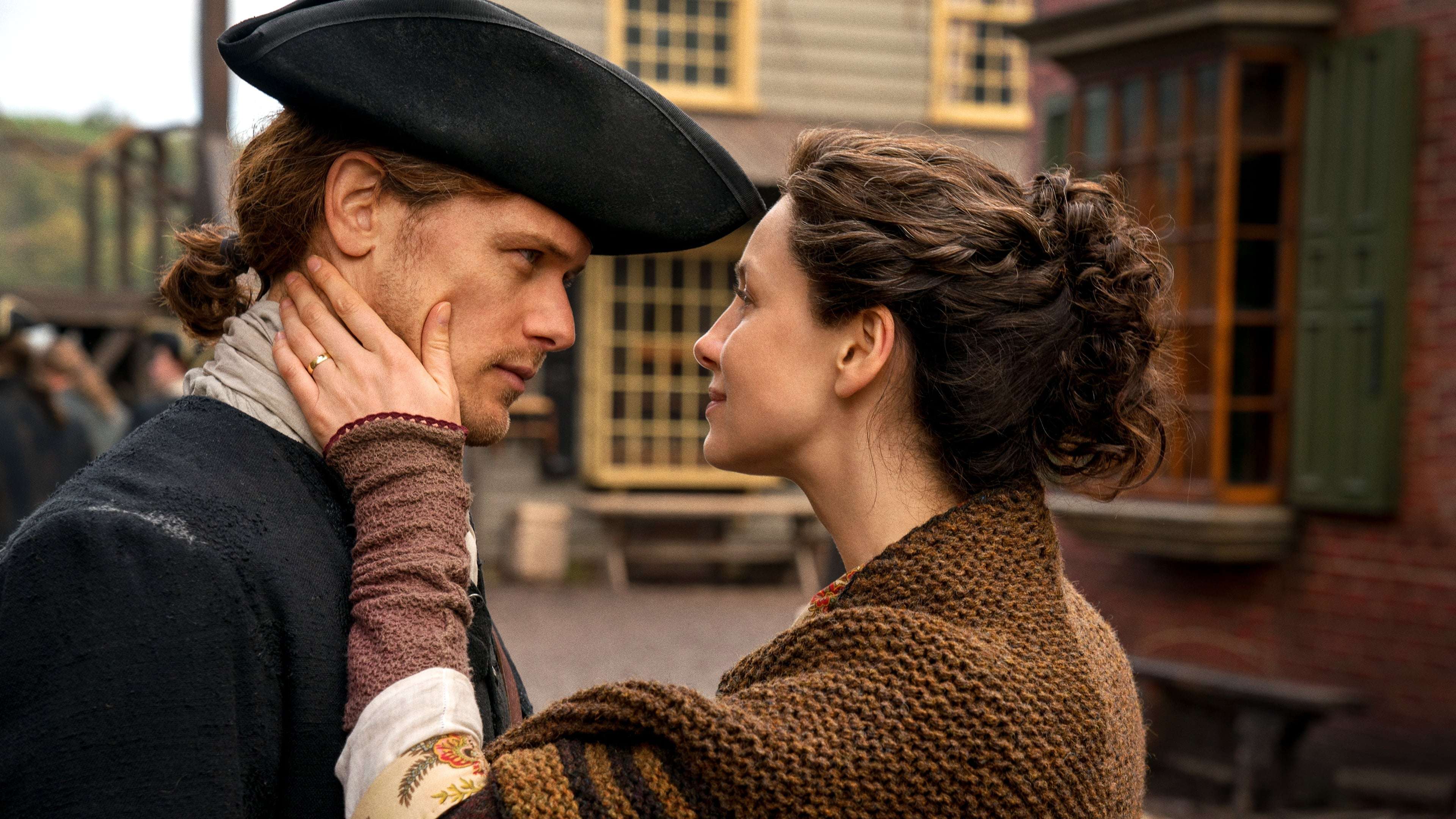 Outlander Season 4 :Episode 1  America the Beautiful