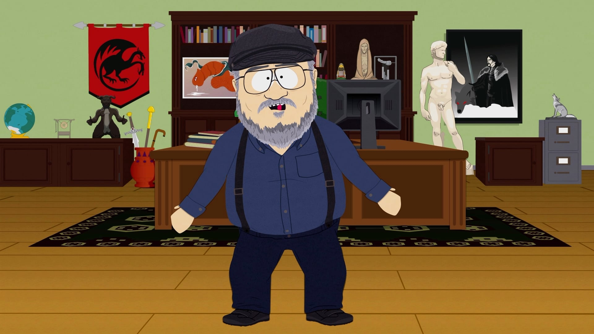 Old fashioned south park 13