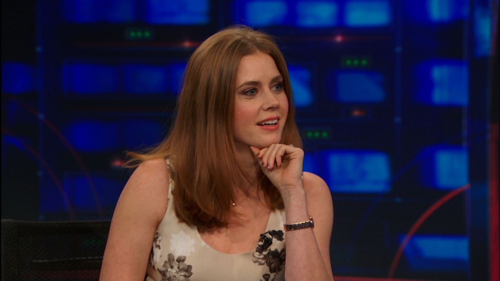 The Daily Show with Trevor Noah Season 19 :Episode 34  Amy Adams