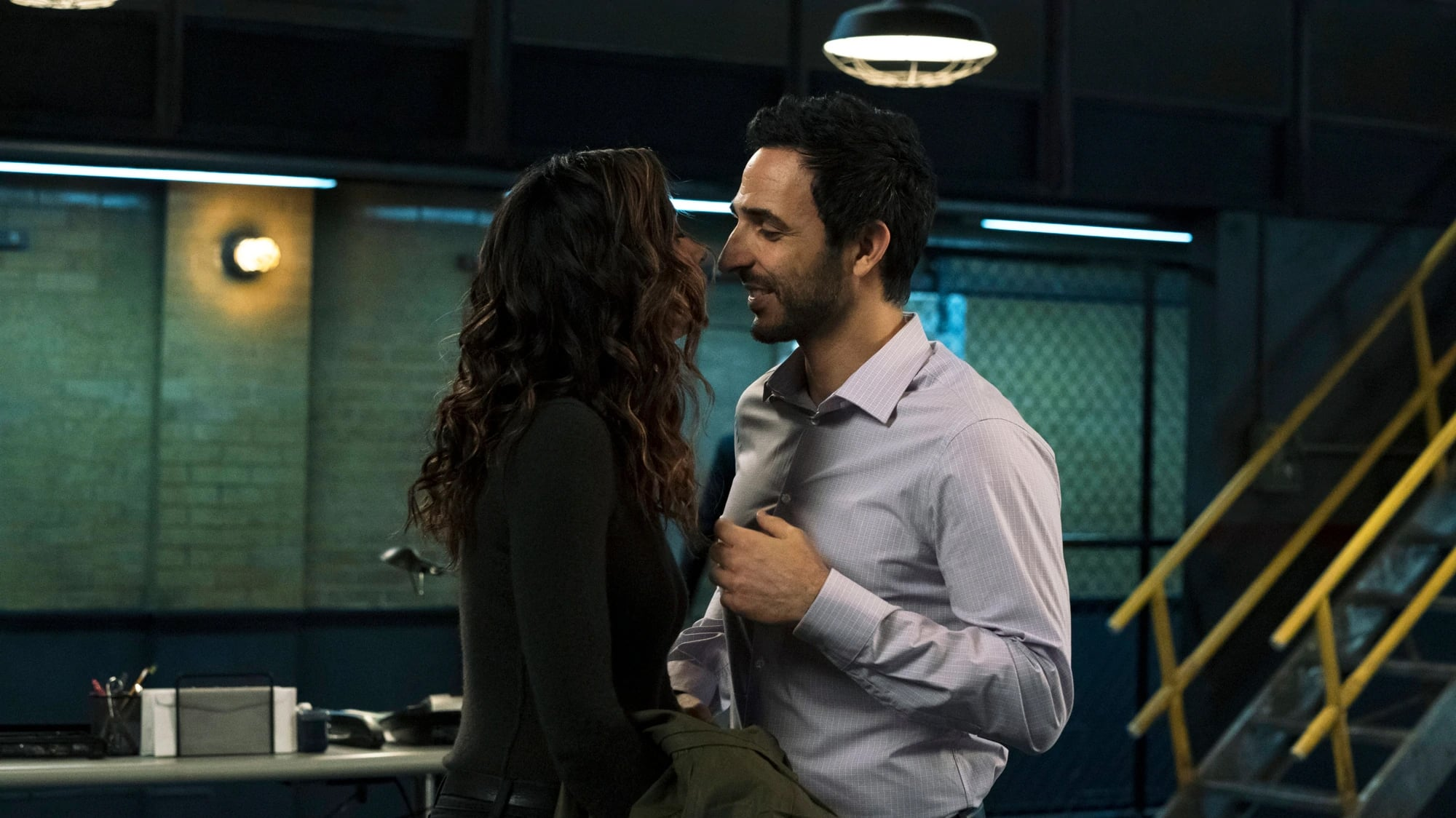 The Blacklist Season 6 :Episode 11  Bastien Moreau