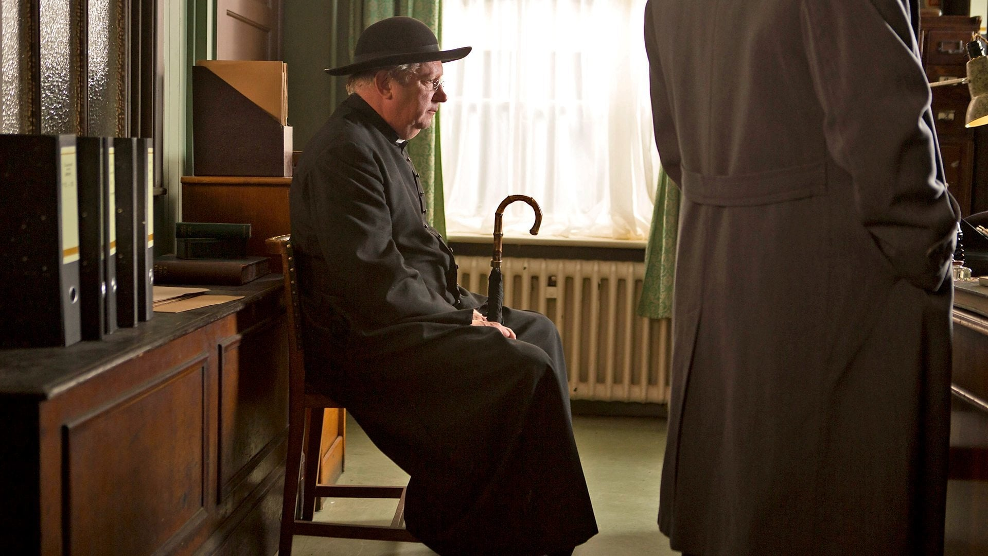 Father Brown Season 3 :Episode 15  The Owl of Minerva