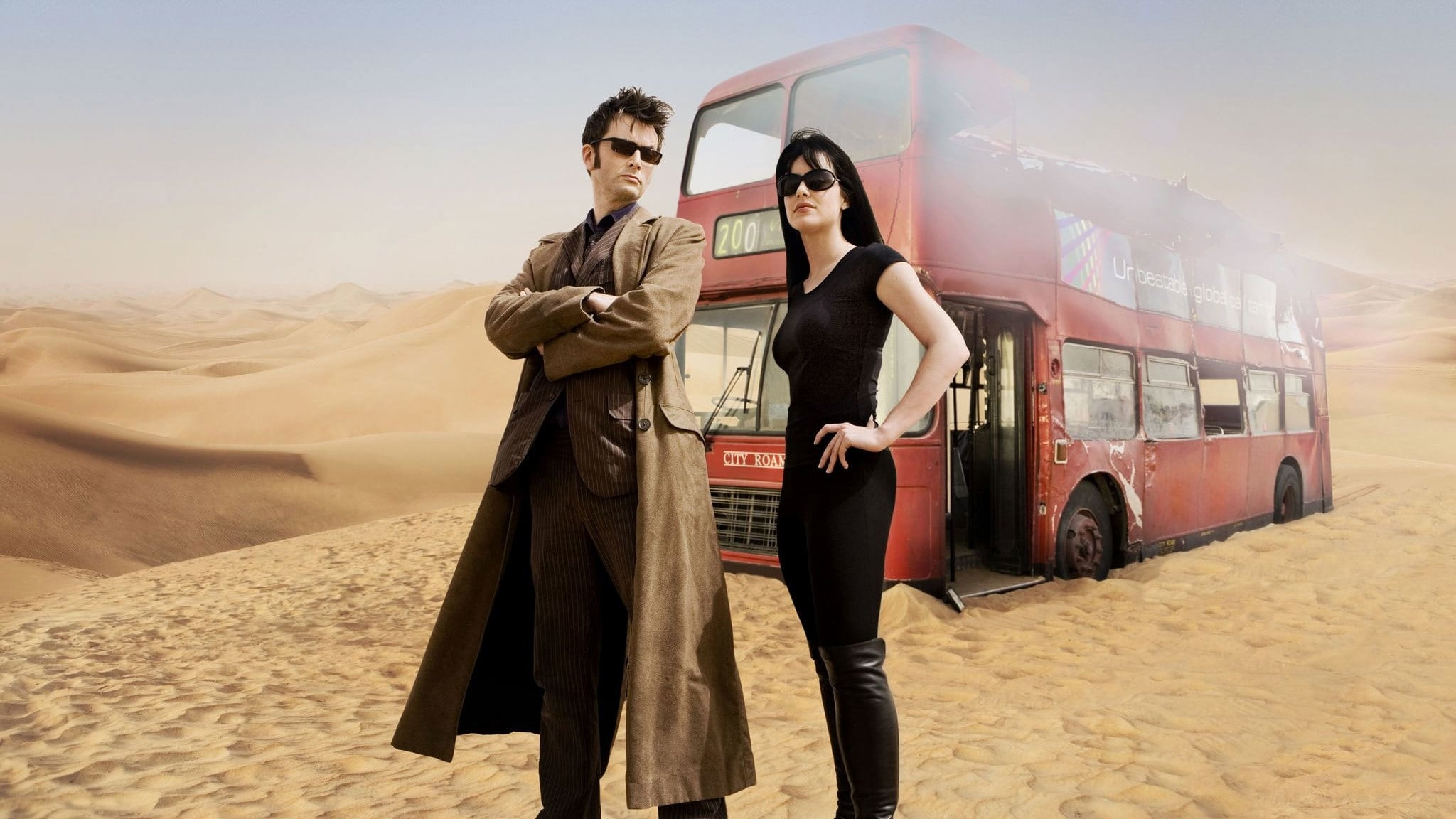 Doctor Who - Season 0 Episode 13 : Planet of the Dead