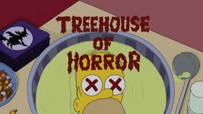 The Simpsons Season 21 :Episode 4  Treehouse of Horror XX