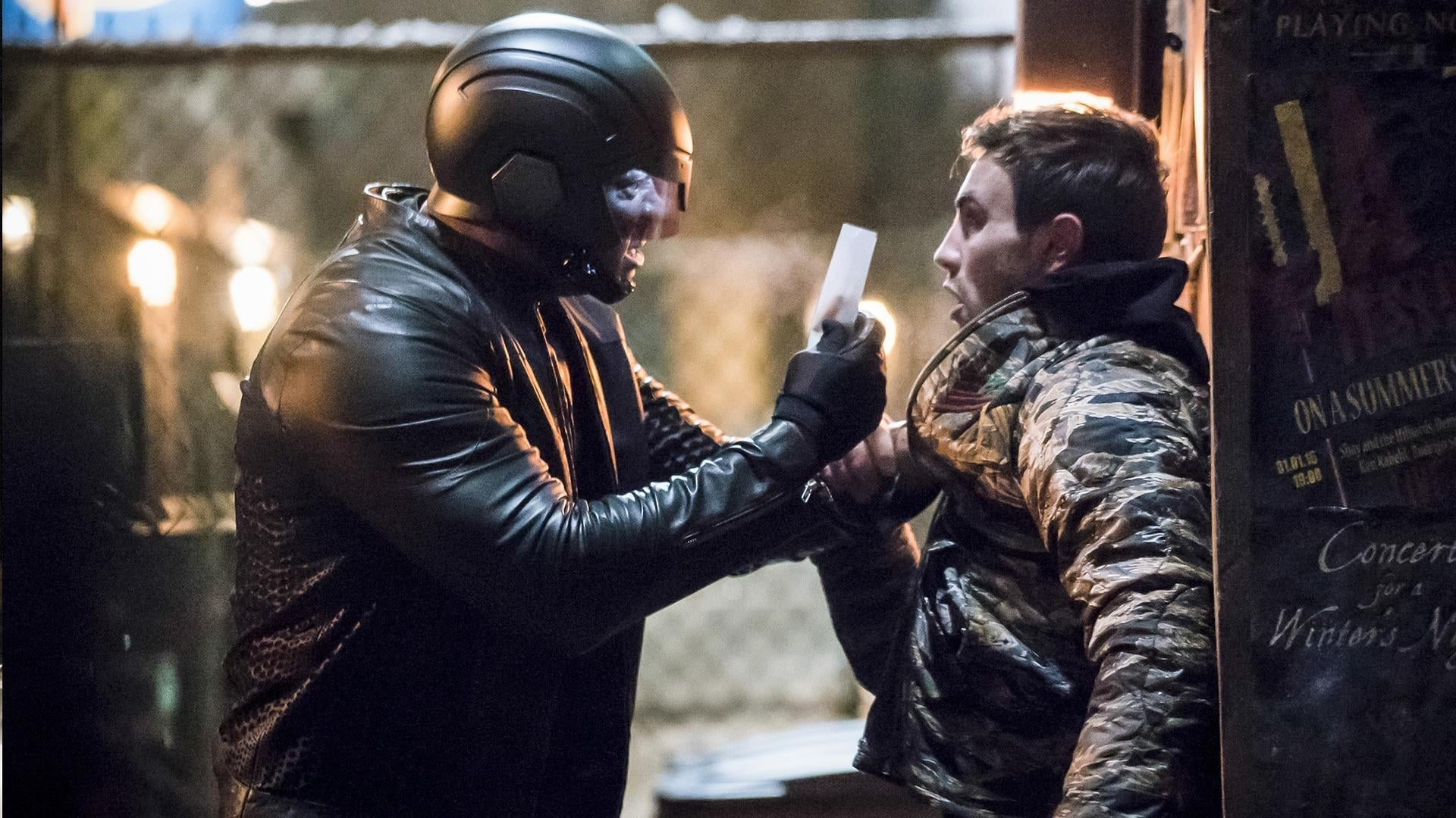 Arrow • S05E13