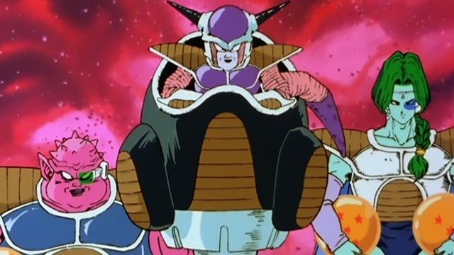 Dragon Ball Z Kai Season 1 :Episode 19  A Powerful New Foe! Frieza, Ruler of the Universe!