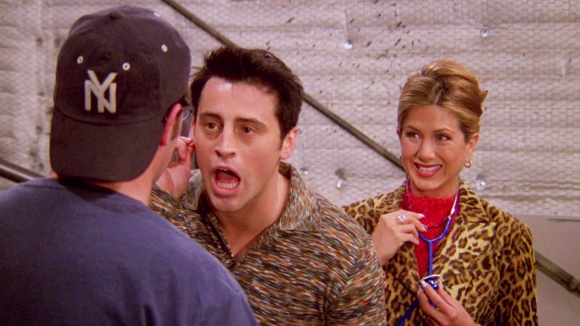 Friends Season 6 :Episode 15  The One That Could Have Been (1)