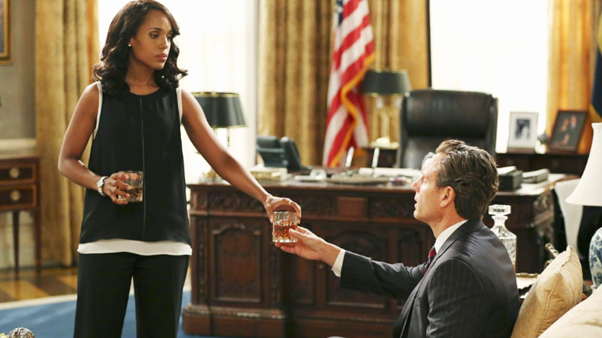 Scandal Season 7 :Episode 11  Army of One