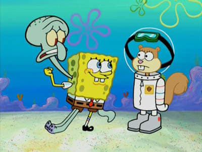 SpongeBob SquarePants Season 4 :Episode 14  SquidBob TentaclePants