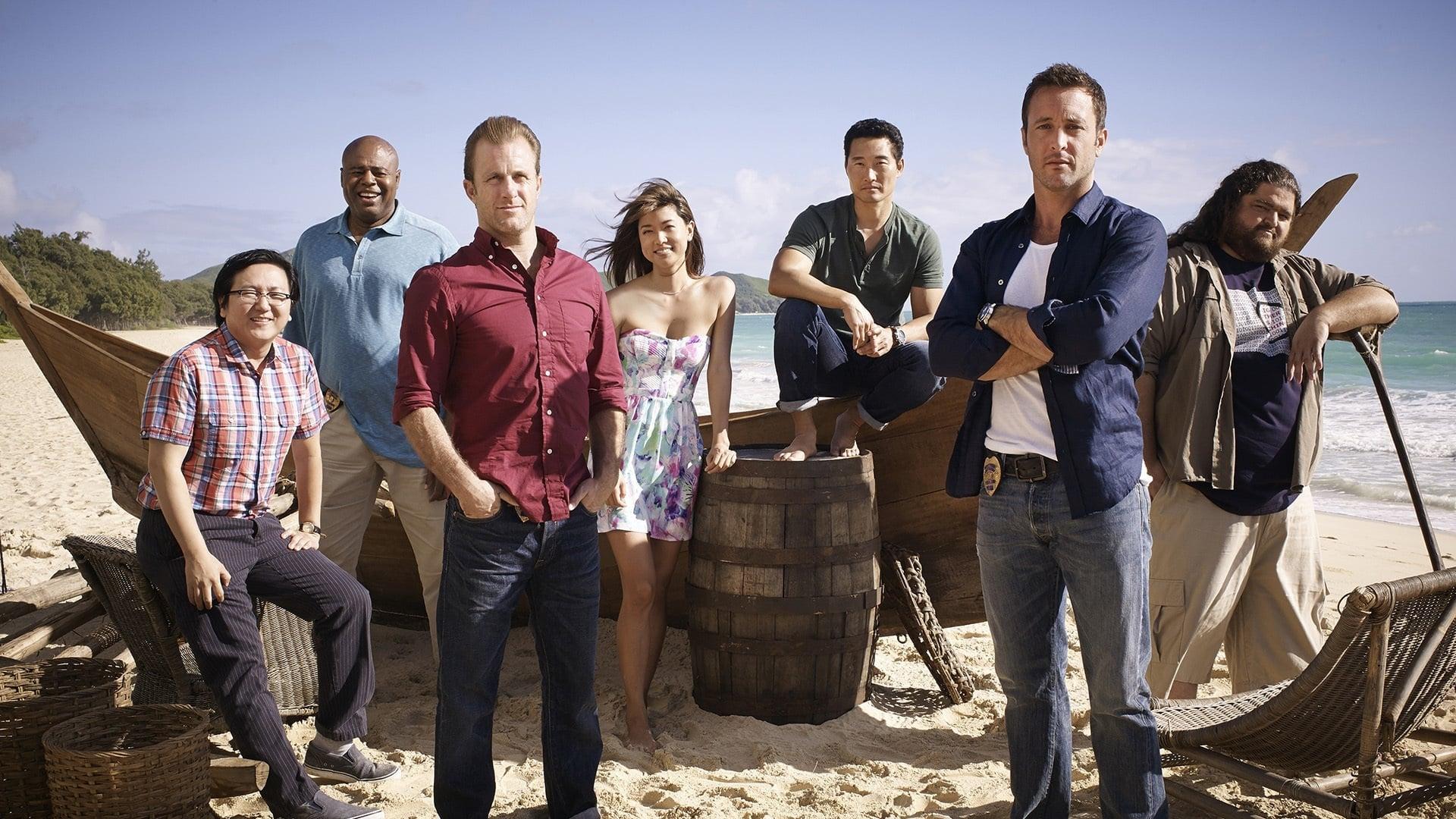Hawaii Five-0 - Season 8