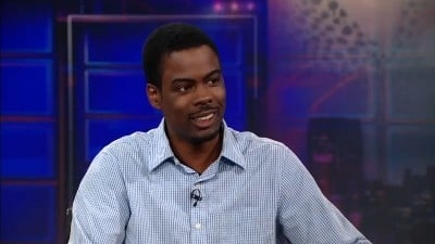 The Daily Show with Trevor Noah Season 17 :Episode 137  Chris Rock