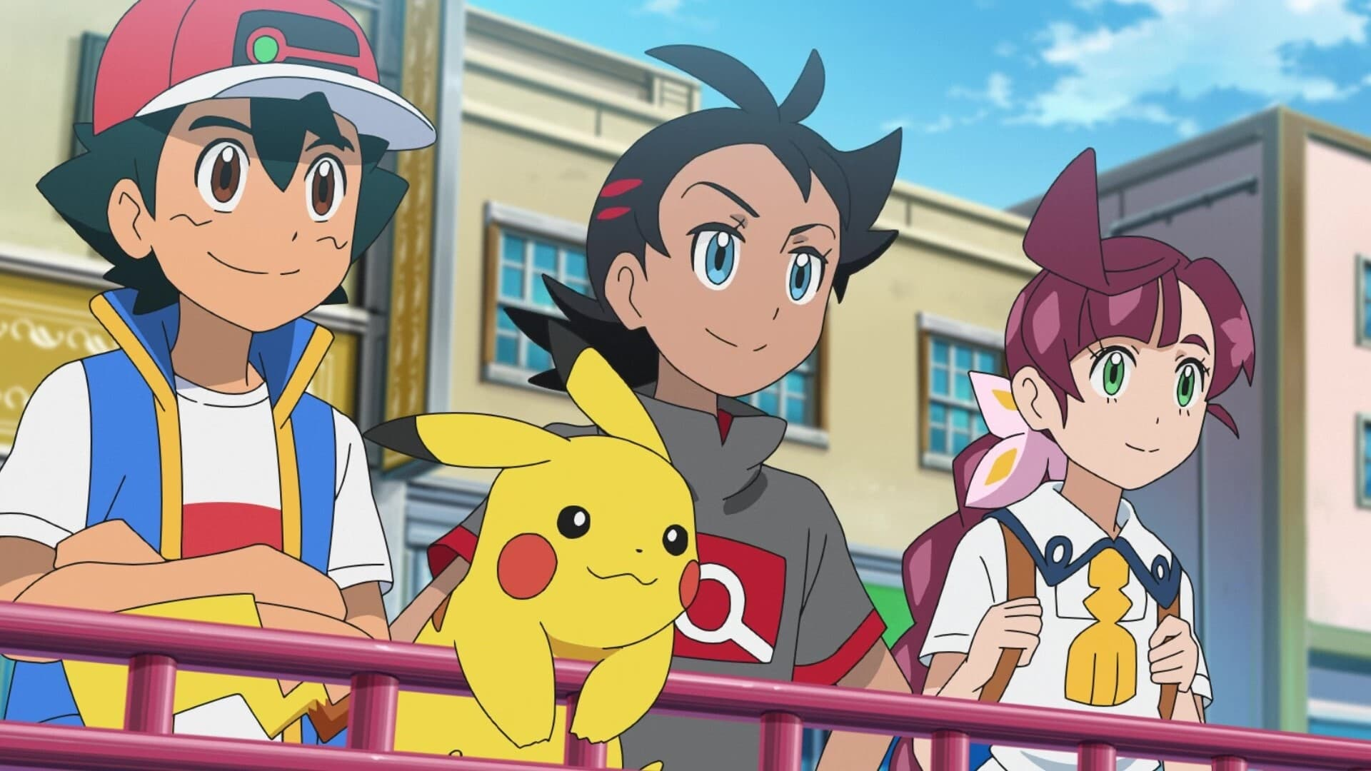 Pokémon Season 23 :Episode 31  Hinbass and the Beautiful Scale