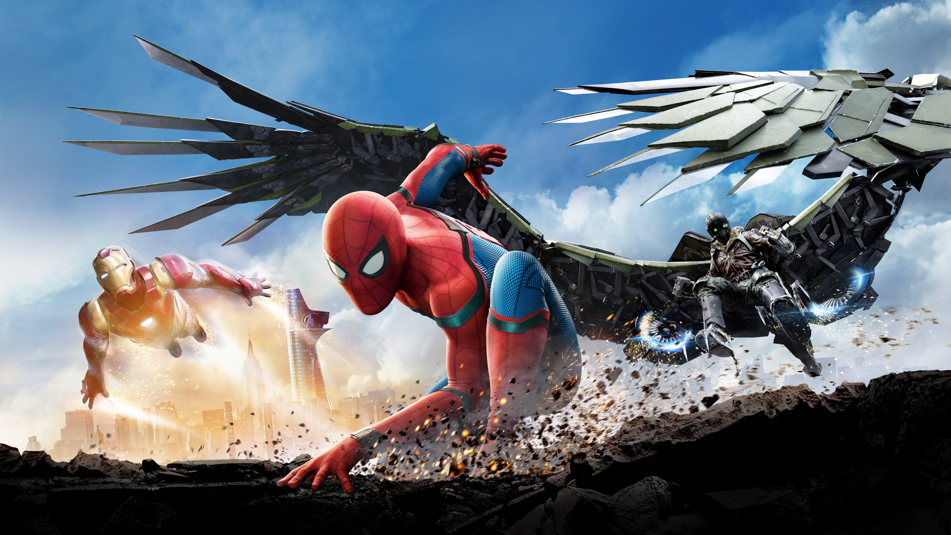 Spider-Man : Homecoming Image de Couverture