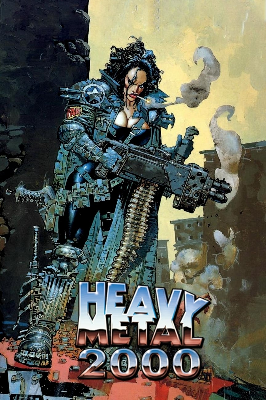 Heavy Metal 2000 Original Motion Picture Soundtrack (2000