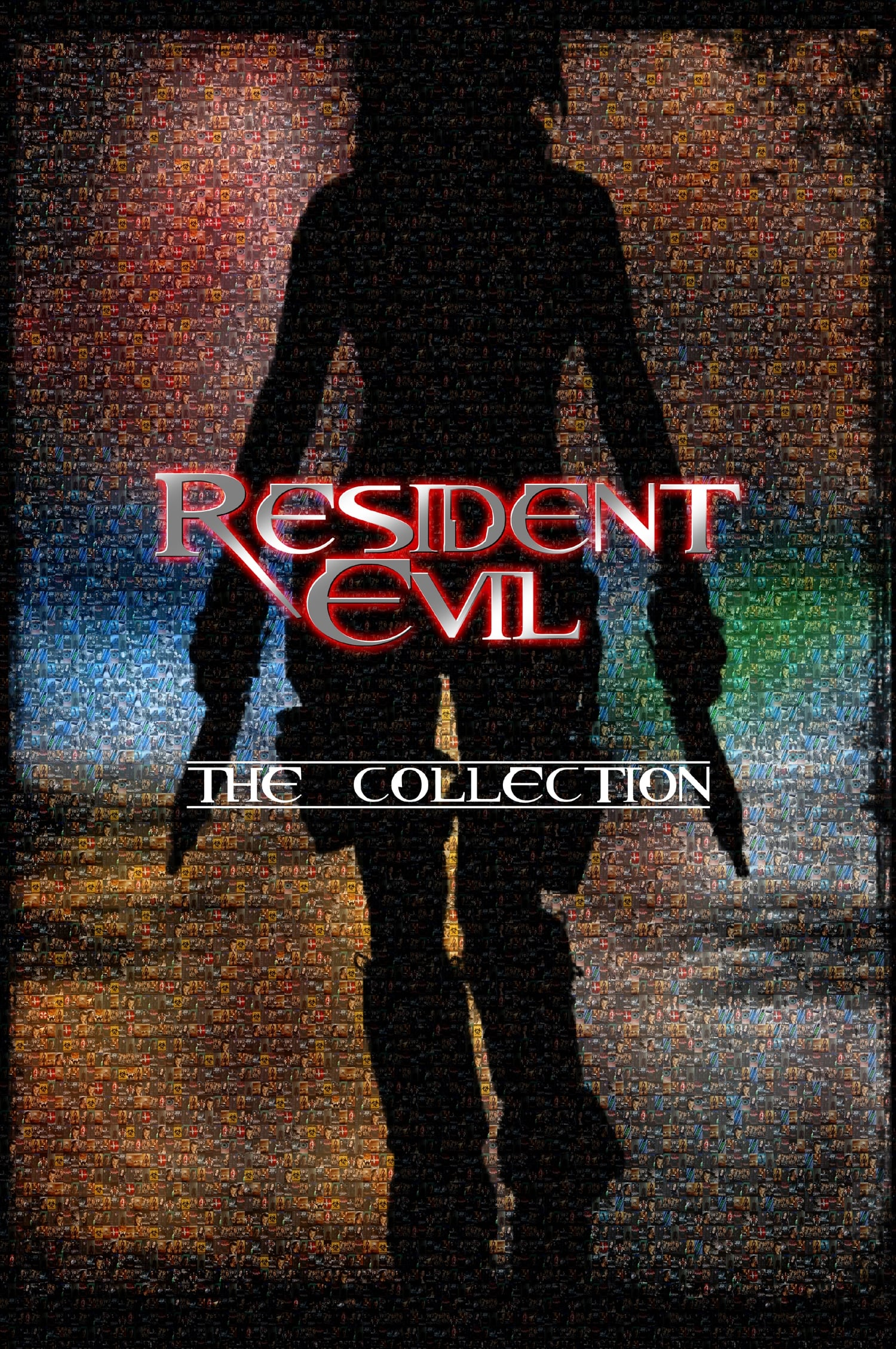all movies from resident evil collection saga are on