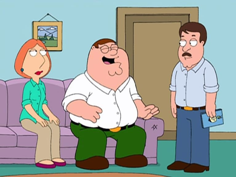 Family Guy Season 5 :Episode 2  Mother Tucker
