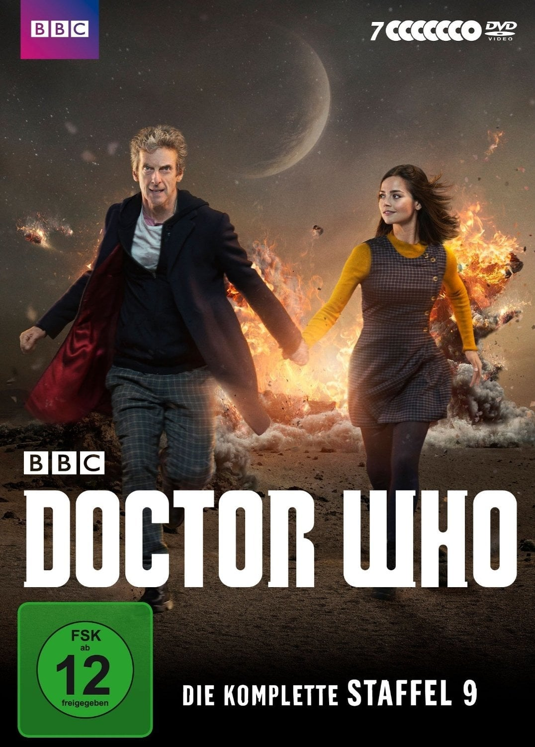 Doctor Who Season 9