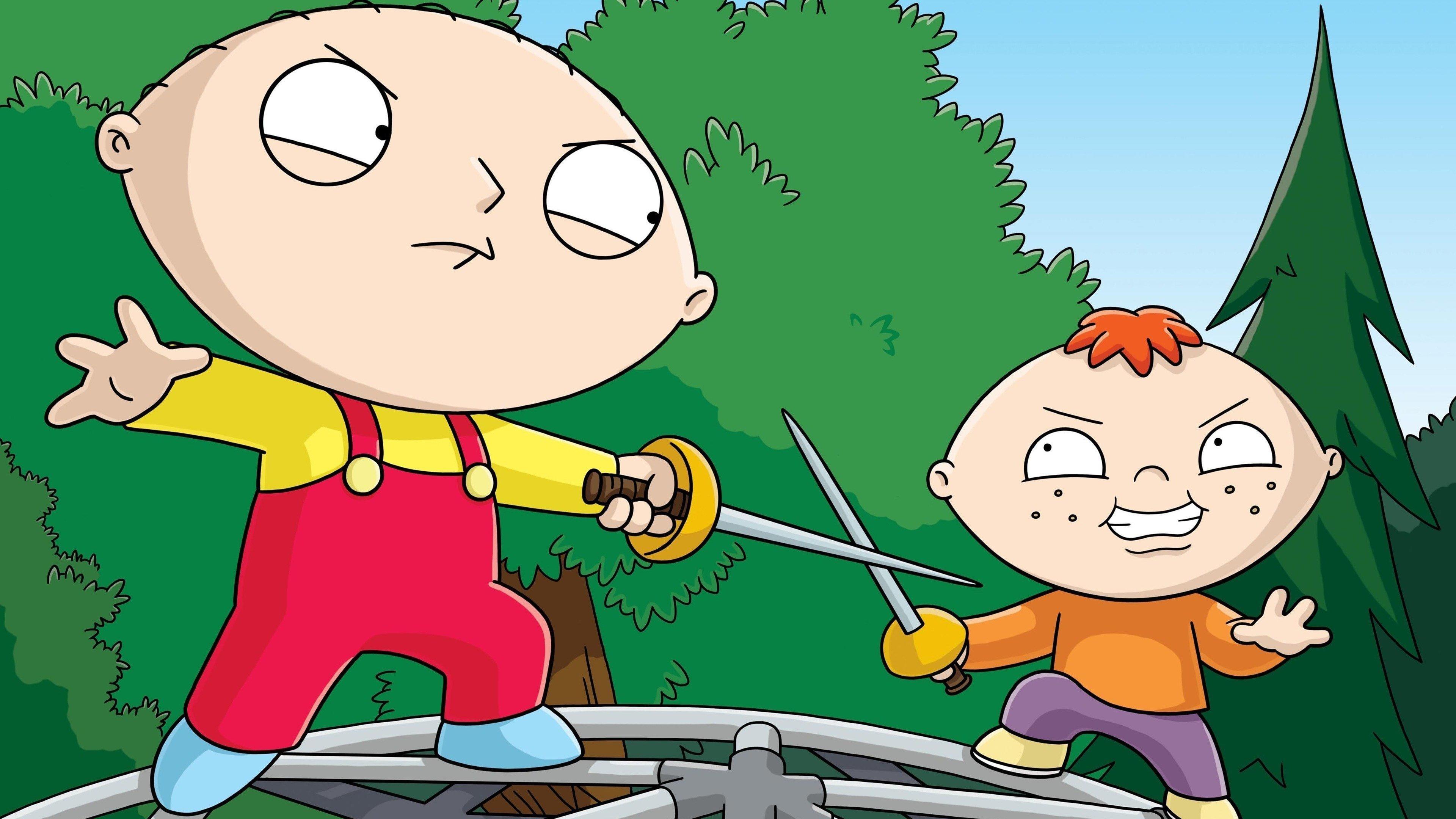 Family Guy Season 4 :Episode 22  Sibling Rivalry
